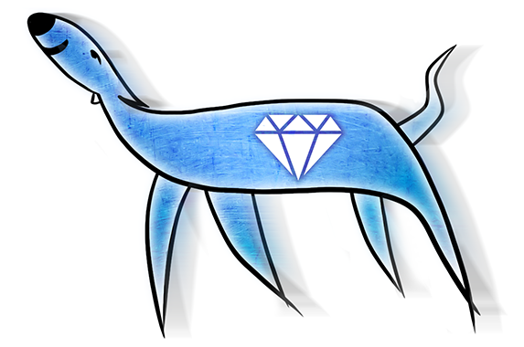 Diamond Dog Dasher